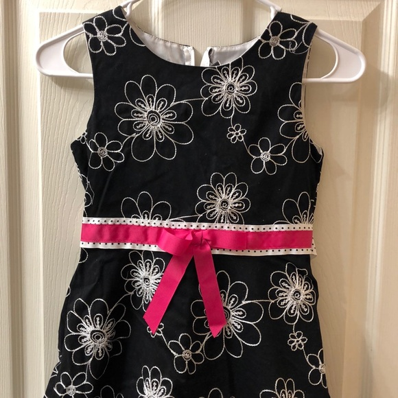Rare Editions Other - Girls Size 10 Flower Print Dress